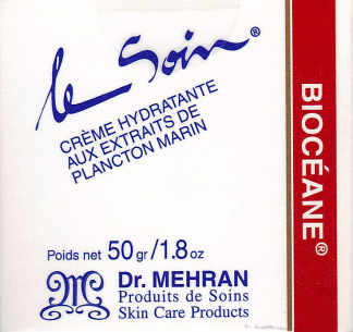 Biocéane ® La crème hydratante aux extraits de plancton marin
