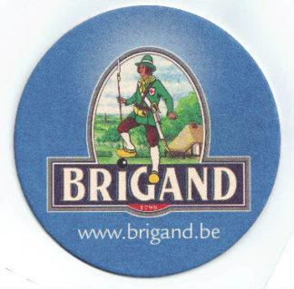 Sous-verres rond de Brigand