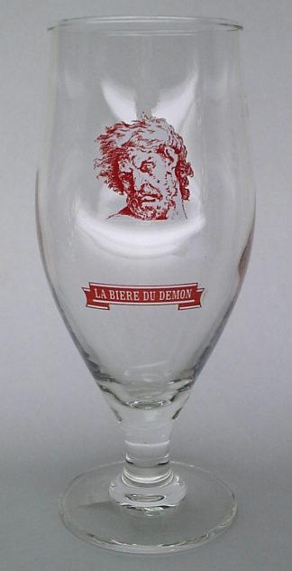 Verre de La Bière du Démon