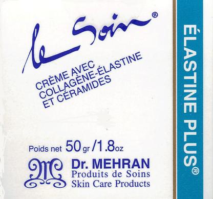 Élastine Plus ® - Crème avec collagène-élastine et céramides