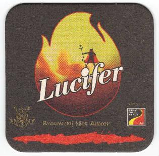 Sous-verres de Lucifer