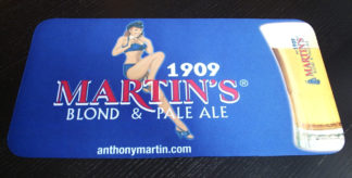 Tapis de bar Martin's