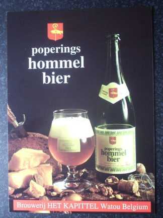Pancarte Hommelbier 10x14