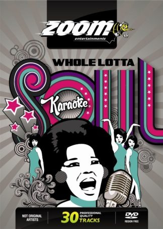 Zoom Karaoke ZDVD1004 - Whole Lotta Soul (Female)