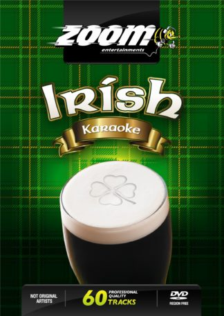 Zoom Karaoke ZDVD2015 - Irish - 2 DVD Albums Kit