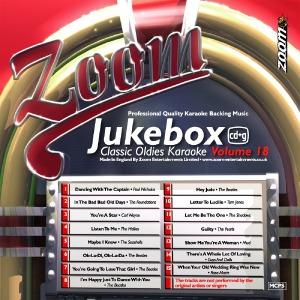 Zoom Karaoke ZJB18 - Jukebox Classic Oldies - Volume 18