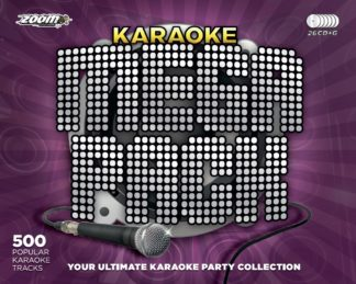 Zoom Karaoke ZMPACK1 - Mega Pack - 26 Albums Kit