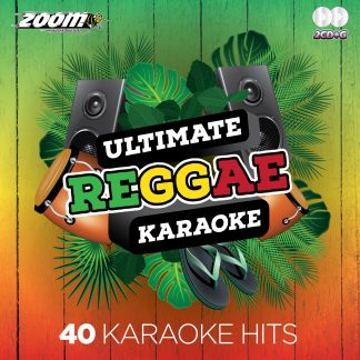 Zoom Karaoke ZMREG01 - Ultimate Reggae - 2 Albums Kit