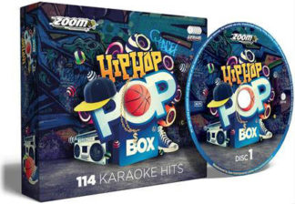 Zoom Karaoke ZPBXHIPHOP - Hip Hop Pop Box