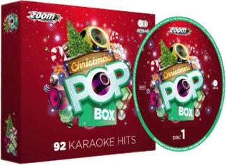 Zoom Karaoke ZPBXMAS - Christmas - 4 Albums Kit
