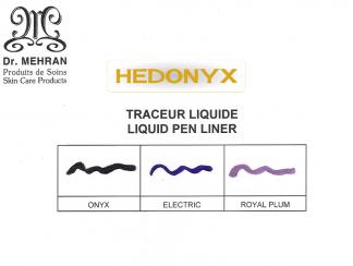 Couleurs traceur liquide