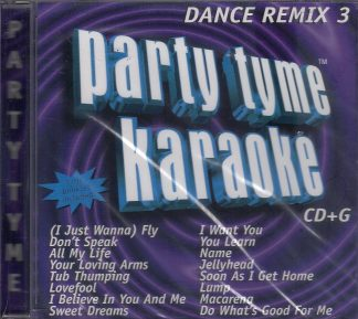 Party Tyme SYB1073 - Dance Remix 3