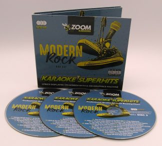 Zoom Karaoke ZSH016 Modern Rock Superhits