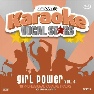 Zoom Karaoke ZVS019 - Girl Power - Volume 4