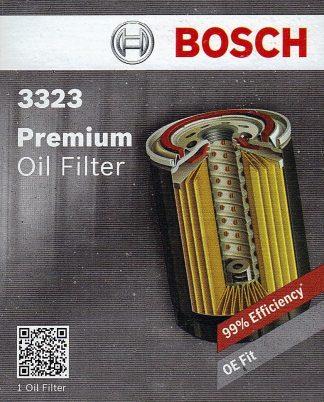 Bosch 3323 Filtre à huile Premium