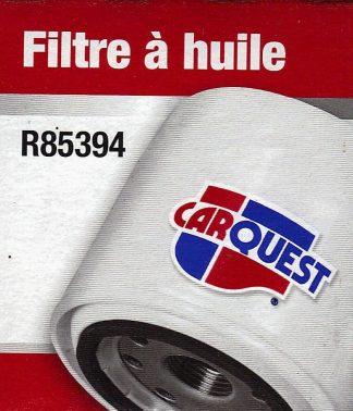 CarQuest R85394 Filtre à huile moteur