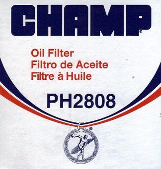 Champ PH2808 Filtre à huile
