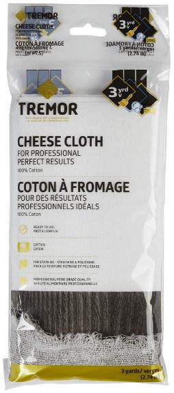 Coton à fromage 3 verges