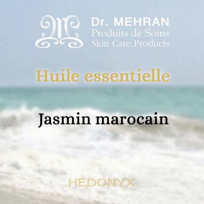 Huile essentielle de jasmin marocain