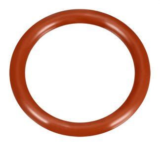Joint torique en silicone rouge