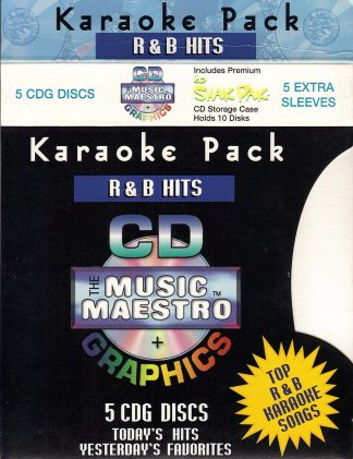 Music Maestro CPRB - Club Pack Rhythm and Blues
