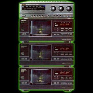 Système professionnel pouvant contenir environ 4 500 chansons de karaoké