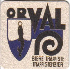 Sous-verres de la Orval