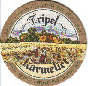 Sous-verres Triple Karmeliet
