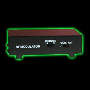 RF Modulatur - Used