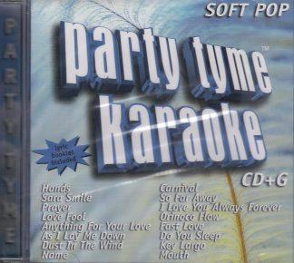 Party Tyme SYB1043 - Soft Pop