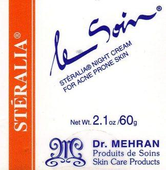 Steralia ® - Night Cream for Acne Prone Skin