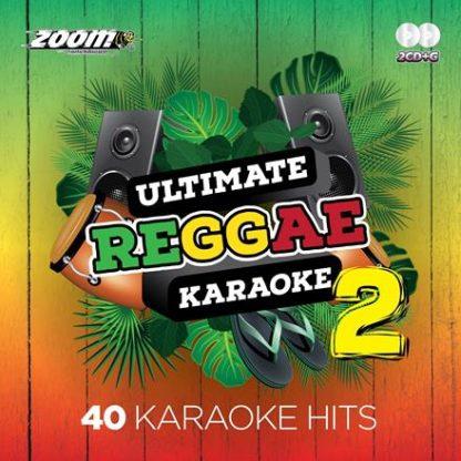 Zoom Karaoke ZMREG02 - Ultimate Reggae 2