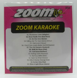 Zoom Karaoke ZPCP2019III - Pop Chart Picks 2019 Part 3