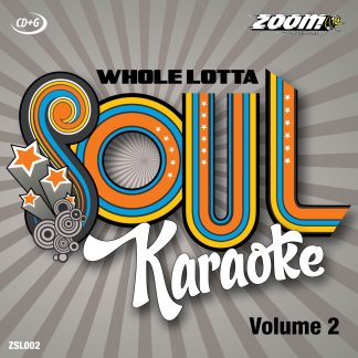 Zoom Karaoke ZSL002 - Whole Lotta Soul - Volume 2