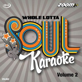 Zoom Karaoke ZSL002 - Whole Lotta Soul - Volume 2