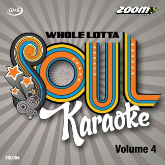 Zoom Karaoke ZSL004 - Whole Lotta Soul - Volume 4