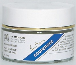 Couperose - The Rosacea Sensitive Skin Mask