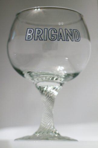 28 / 5000 Résultats de traduction Brigand glass with twisted stem