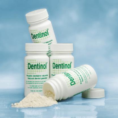 Dentinol ® Dental Powder