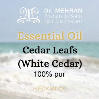 Cedar Leafs (White Cedar) Essential Oil