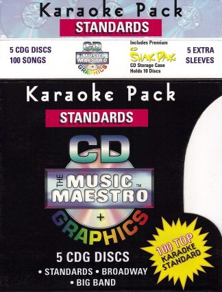 Music Maestro CPS - Club Pack Standards