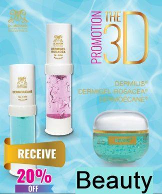 Promotion the 3D Beauty