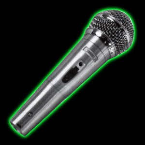 Shure 12A Dynamic Cardioid Neodymium Microphone