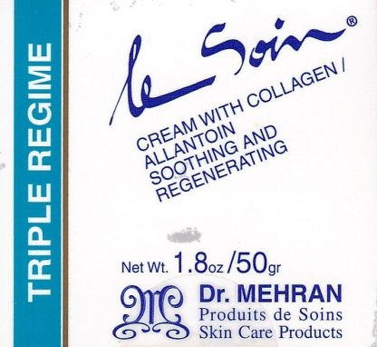 Triple Regime 3R® - Cream with Collagen / Allantoin Soothing and Regenerating